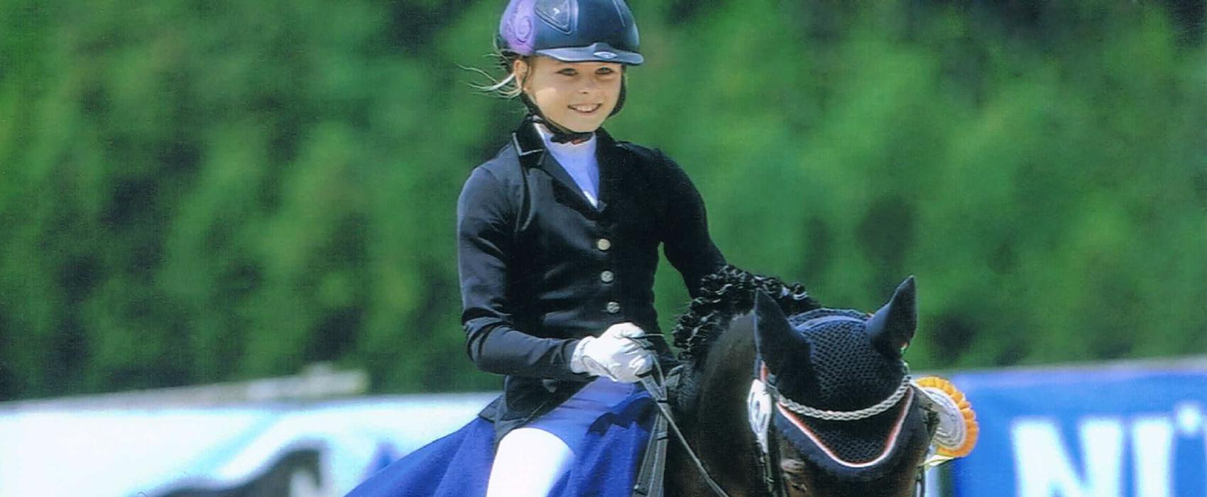 Ausbildung und Beritt – Danica Langenstein – Dressurausbildung – Pferd und Reiter – Alling bei München